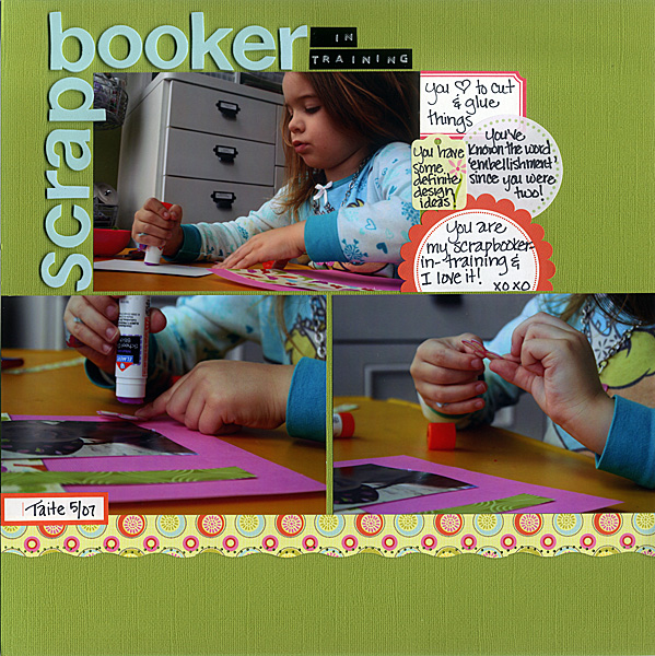 Scrapbooker_in_training
