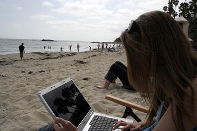 Homework_beach